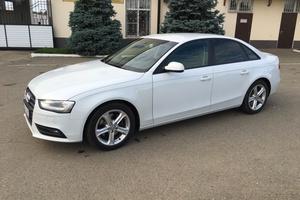 Автомобиль Audi A4, отличное состояние, 2013 года выпуска, цена 1 050 000 руб., Краснодар