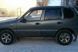 Подержанный автомобиль Chevrolet Niva, хорошее состояние, 2004 года выпуска, цена 200 000 руб., Вязьма