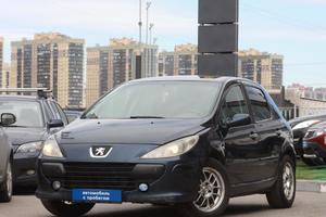 Авто Peugeot 307, 2007 года выпуска, цена 195 000 руб., Санкт-Петербург