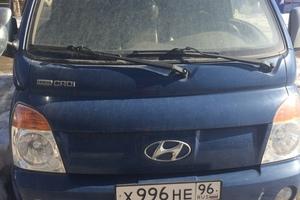 Автомобиль Hyundai Porter, хорошее состояние, 2011 года выпуска, цена 490 000 руб., Невьянск
