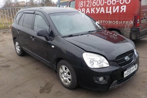Авто Kia Carens, 2006 года выпуска, цена 200 000 руб., Санкт-Петербург
