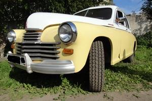 Автомобиль ГАЗ М-20 Победа, отличное состояние, 1955 года выпуска, цена 300 000 руб., Кострома
