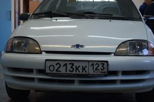 Автомобиль Chevrolet Metro, хорошее состояние, 2000 года выпуска, цена 150 000 руб., Краснодар