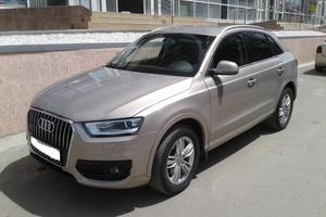 Подержанный автомобиль Audi Q3, хорошее состояние, 2013 года выпуска, цена 1 100 000 руб., Волгоград