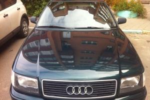Автомобиль Audi A6, хорошее состояние, 1994 года выпуска, цена 150 000 руб., Дубна