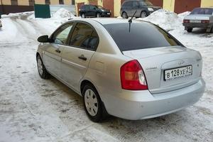 Автомобиль Hyundai Verna, отличное состояние, 2006 года выпуска, цена 288 000 руб., республика Татарстан