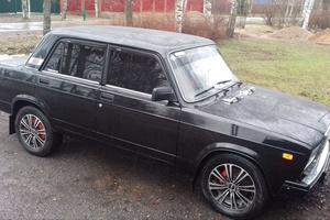 Подержанный автомобиль ВАЗ (Lada) 2107, отличное состояние, 2010 года выпуска, цена 139 000 руб., Клин