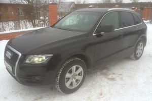 Подержанный автомобиль Audi Q5, хорошее состояние, 2009 года выпуска, цена 830 000 руб., Московская область