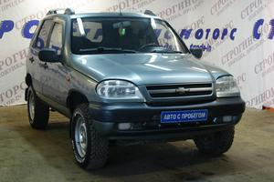 Авто Chevrolet Niva, 2009 года выпуска, цена 259 000 руб., Москва