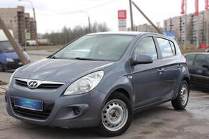 Авто Hyundai i20, 2011 года выпуска, цена 375 000 руб., Санкт-Петербург