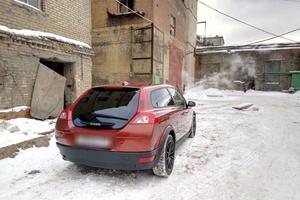 Автомобиль Volvo C30, среднее состояние, 2007 года выпуска, цена 405 000 руб., Москва