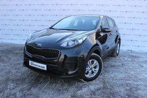 Авто Kia Sportage, 2017 года выпуска, цена 1 399 900 руб., Московская область