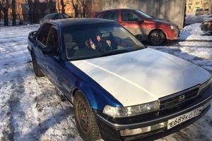 Автомобиль Honda Vigor, отличное состояние, 1990 года выпуска, цена 150 000 руб., Челябинск