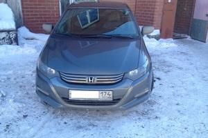 Подержанный автомобиль Honda Insight, отличное состояние, 2009 года выпуска, цена 450 000 руб., Челябинск