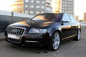 Автомобиль Audi S6, отличное состояние, 2007 года выпуска, цена 1 000 000 руб., Москва