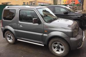 Автомобиль Suzuki Jimny, отличное состояние, 2008 года выпуска, цена 565 000 руб., Пермь