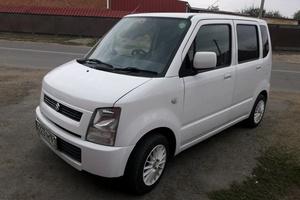 Автомобиль Suzuki Wagon R, отличное состояние, 2008 года выпуска, цена 245 000 руб., Краснодар
