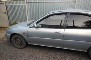 Автомобиль Mitsubishi Mirage, среднее состояние, 1993 года выпуска, цена 50 000 руб., Шахты