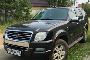 Автомобиль Ford Explorer, хорошее состояние, 2007 года выпуска, цена 750 000 руб., Сургут