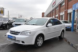Авто Chevrolet Lacetti, 2012 года выпуска, цена 259 000 руб., Санкт-Петербург