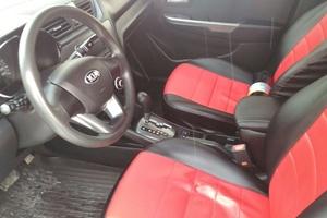 Автомобиль Kia Rio, отличное состояние, 2013 года выпуска, цена 540 000 руб., Ханты-Мансийск