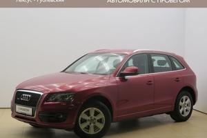 Авто Audi Q5, 2010 года выпуска, цена 741 986 руб., Москва