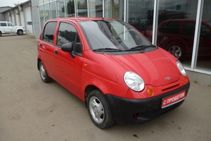 Авто Daewoo Matiz, 2010 года выпуска, цена 143 000 руб., Краснодар