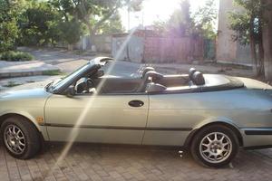Автомобиль Saab 9-3, отличное состояние, 2000 года выпуска, цена 380 000 руб., Севастополь