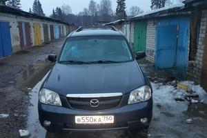 Автомобиль Mazda Tribute, хорошее состояние, 2005 года выпуска, цена 380 000 руб., Московская область