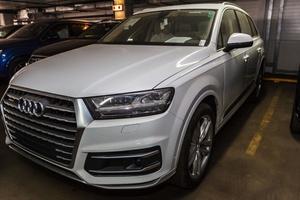 Новый автомобиль Audi Q7, 2017 года выпуска, цена 4 662 424 руб., Москва