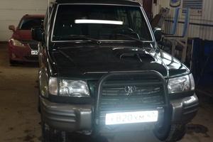 Автомобиль Hyundai Galloper, отличное состояние, 1999 года выпуска, цена 190 000 руб., Санкт-Петербург