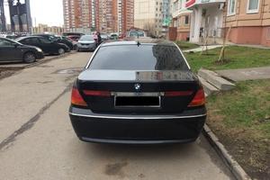 Подержанный автомобиль BMW 7 серия, отличное состояние, 2004 года выпуска, цена 465 000 руб., Красногорск