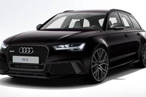 Новый автомобиль Audi RS 6, 2016 года выпуска, цена 10 237 559 руб., Сочи