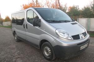 Автомобиль Renault Trafic, отличное состояние, 2009 года выпуска, цена 748 000 руб., Фролово