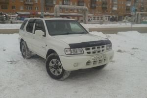 Автомобиль Isuzu Wizard, хорошее состояние, 2000 года выпуска, цена 350 000 руб., Кемерово