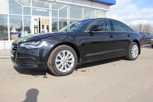 Подержанный автомобиль Audi A6, отличное состояние, 2011 года выпуска, цена 1 590 000 руб., Киров