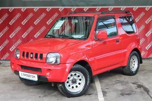 Авто Suzuki Jimny, 2007 года выпуска, цена 405 000 руб., Москва