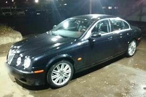 Автомобиль Jaguar S-Type, отличное состояние, 2007 года выпуска, цена 700 000 руб., Москва и область