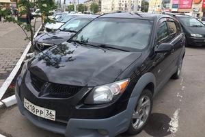 Автомобиль Pontiac Vibe, хорошее состояние, 2003 года выпуска, цена 450 000 руб., Воронеж