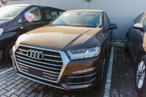 Авто Audi Q7, 2017 года выпуска, цена 5 123 558 руб., Москва