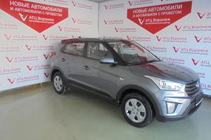 Авто Hyundai Creta, 2017 года выпуска, цена 843 000 руб., Воронеж