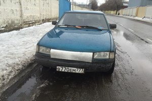 Автомобиль Москвич Святогор, среднее состояние, 1998 года выпуска, цена 70 000 руб., Москва