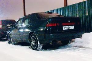 Автомобиль Saab 9000, среднее состояние, 1995 года выпуска, цена 55 000 руб., Москва