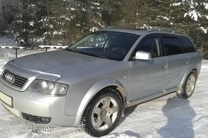 Автомобиль Audi Allroad, хорошее состояние, 2004 года выпуска, цена 575 000 руб., Десногорск