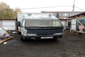 Автомобиль Yuejin NJ, хорошее состояние, 2005 года выпуска, цена 280 000 руб., Барнаул