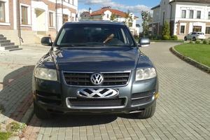 Автомобиль Volkswagen Touareg, хорошее состояние, 2005 года выпуска, цена 550 000 руб., Видное