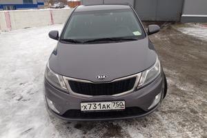 Подержанный автомобиль Kia Rio, отличное состояние, 2014 года выпуска, цена 555 000 руб., Коломна