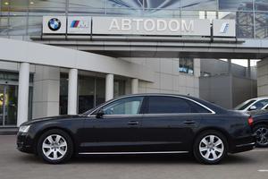 Авто Audi A8, 2014 года выпуска, цена 2 635 000 руб., Москва