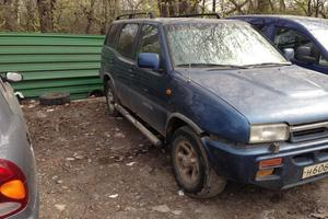 Авто Ford Maverick, 1995 года выпуска, цена 85 000 руб., Санкт-Петербург