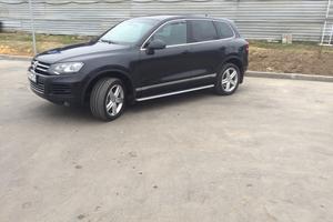 Автомобиль Volkswagen Touareg, хорошее состояние, 2013 года выпуска, цена 1 800 000 руб., Люберцы